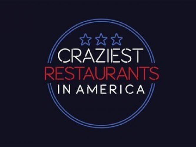 Craziest Restaurants in America next episode air date poster