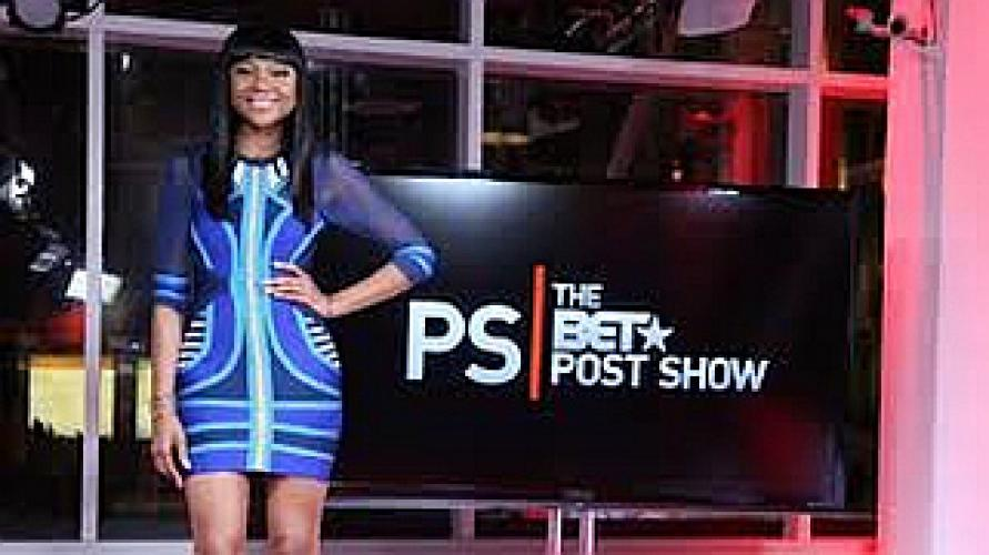 P.S. The BET Post Show next episode air date poster