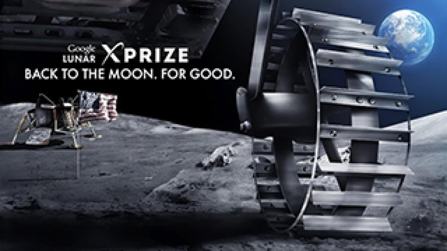 Lunar XPRIZE next episode air date poster