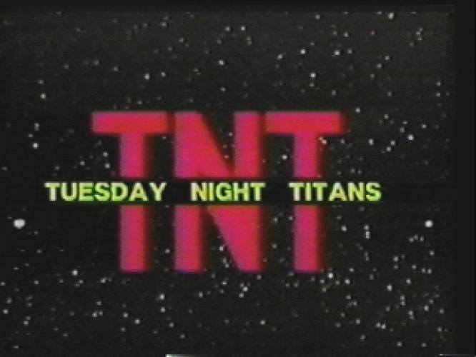 Tuesday Night Titans next episode air date poster