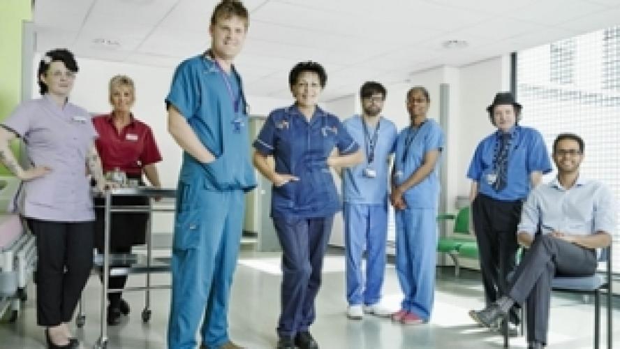 Superhospital next episode air date poster