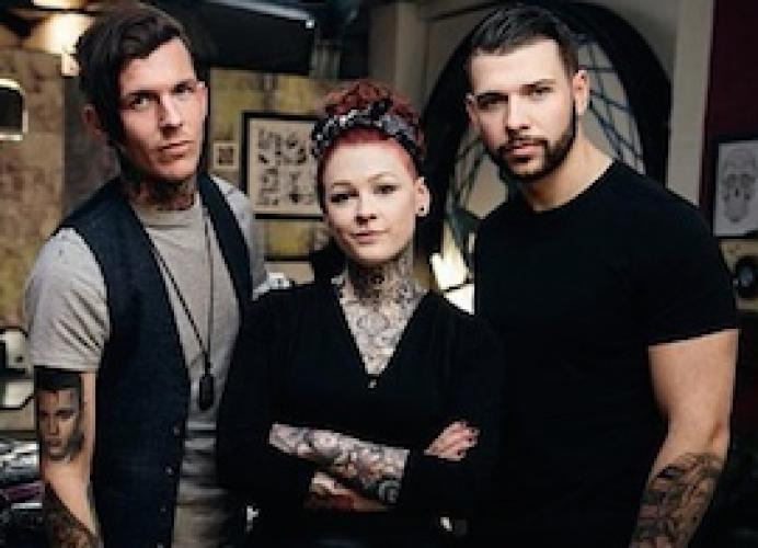 Tattoo Fixers next episode air date poster