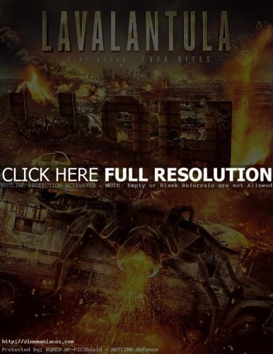 Lavalantula next episode air date poster