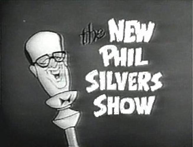 The New Phil Silvers Show next episode air date poster