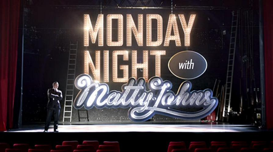 Monday Night with Matty Johns next episode air date poster