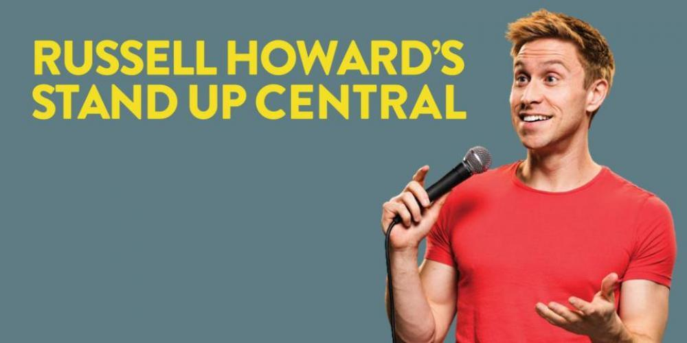 Russell Howard's Stand Up Central next episode air date poster