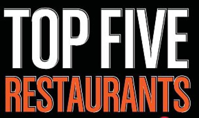 Top 5 Restaurants next episode air date poster