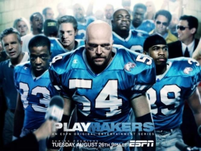 Playmakers next episode air date poster