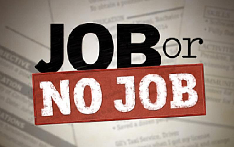 No Job No Date for You