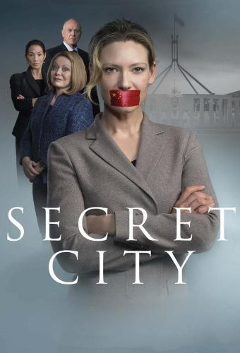 Secret City next episode air date poster