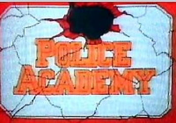 Police Academy: The Animated Series next episode air date poster