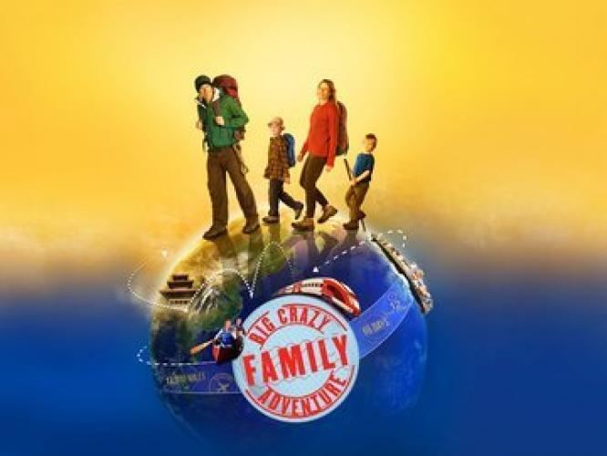 Big Crazy Family Adventure next episode air date poster