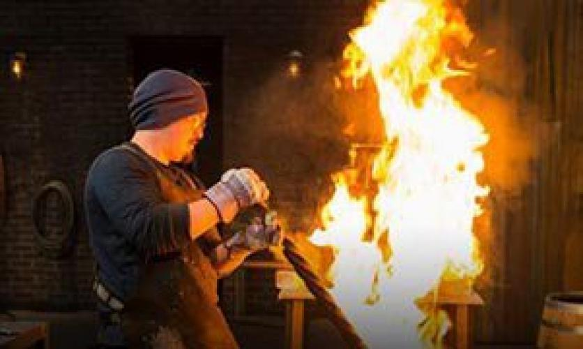 Forged in Fire next episode air date poster