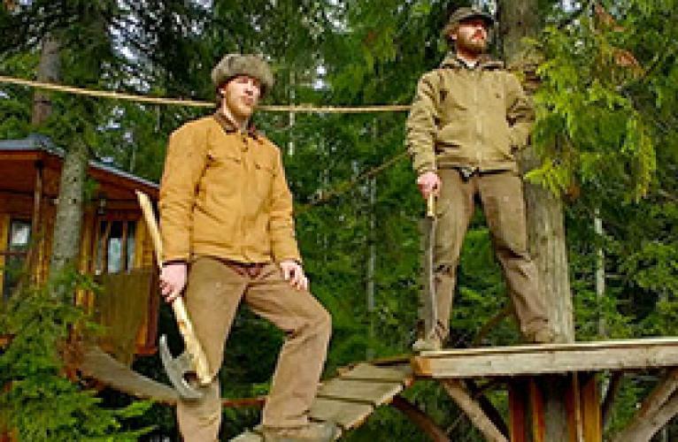 The Woodsmen next episode air date poster