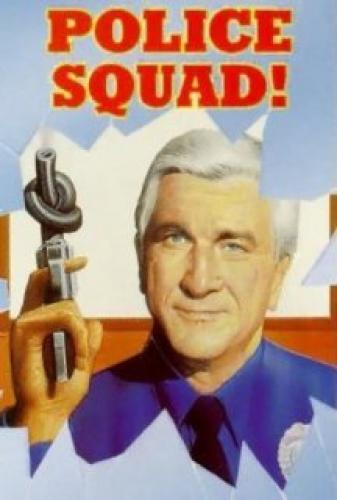 Police Squad! next episode air date poster