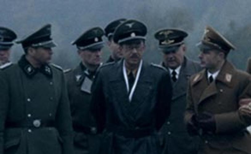 Auschwitz: Hitler's Final Solution next episode air date poster