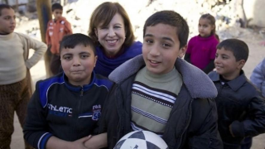 Children Of The Gaza War next episode air date poster