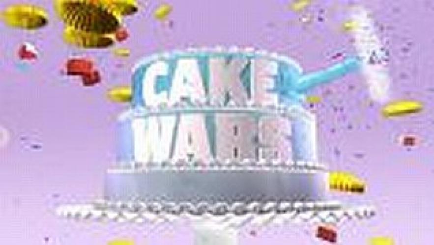 Cake Wars next episode air date poster