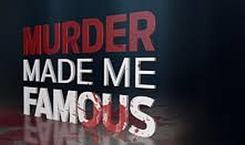 Murder Made Me Famous next episode air date poster