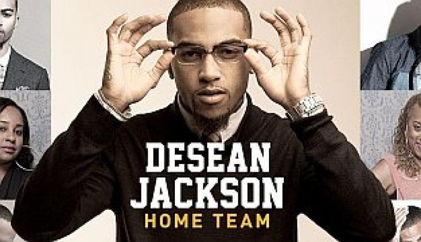 Desean Jackson: Home Team next episode air date poster