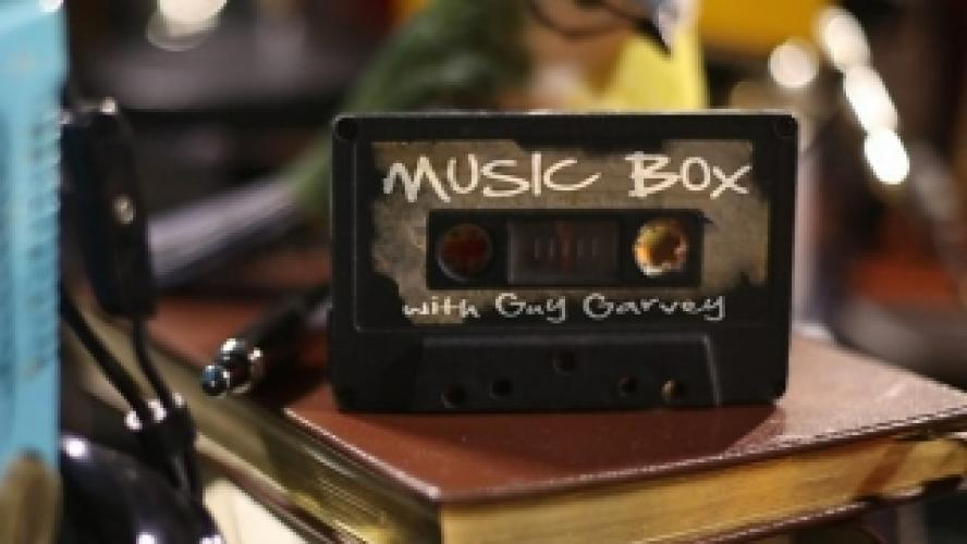 Music Box with Guy Garvey next episode air date poster