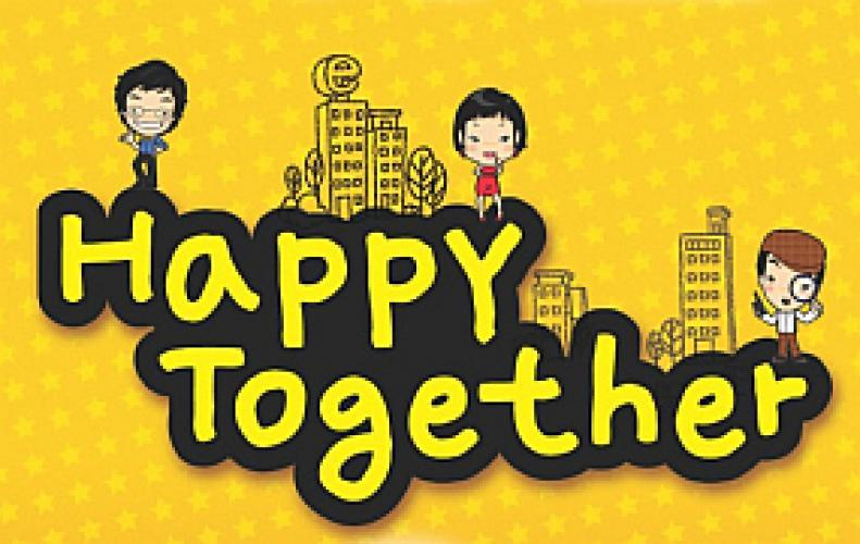Happy Together (TV-show) next episode air date poster