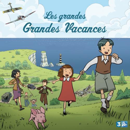 Les Grandes Grandes Vacances next episode air date poster