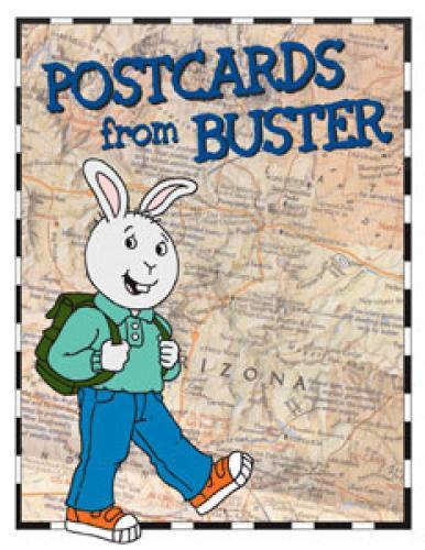 Postcards from Buster next episode air date poster