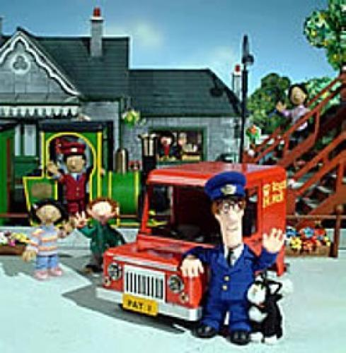 Postman Pat next episode air date poster