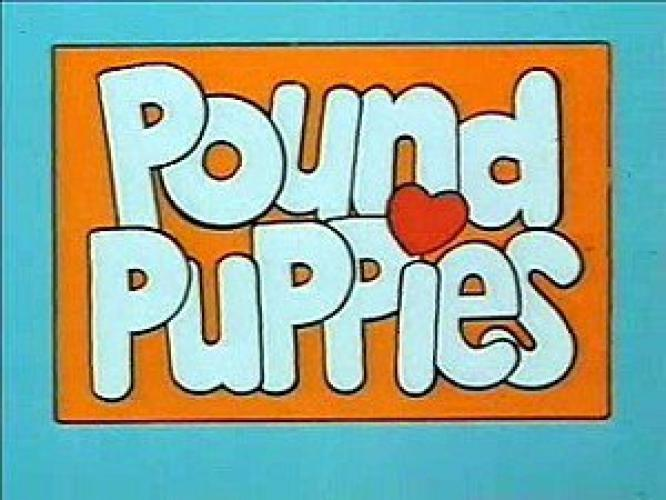 Pound Puppies next episode air date poster