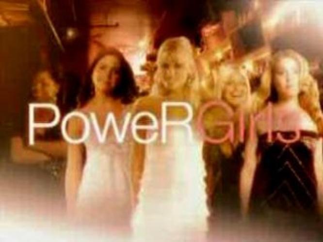 PoweR Girls next episode air date poster