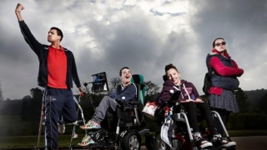 The Unbreakables: Life And Love On Disability Campus next episode air date poster