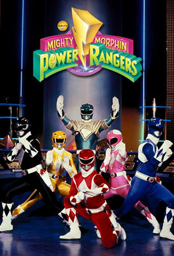 Power Rangers next episode air date poster