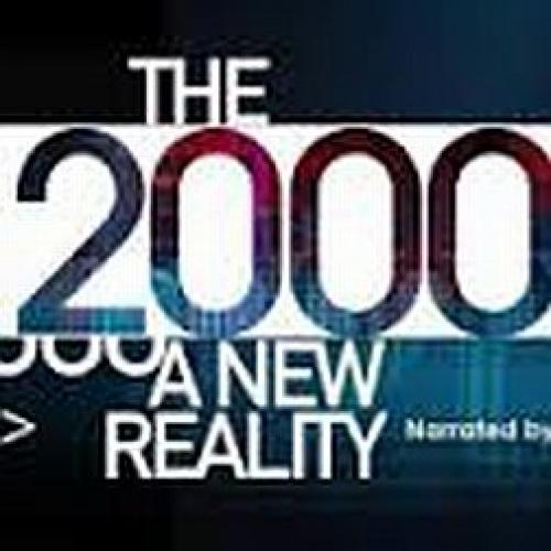 The 2000s: A New Reality next episode air date poster