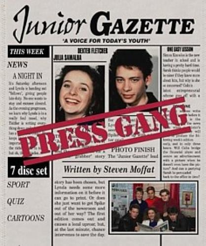 Press Gang next episode air date poster