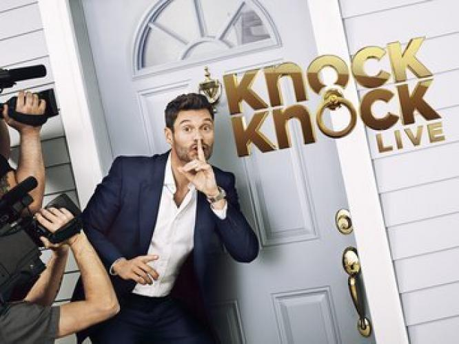 Knock Knock Live next episode air date poster
