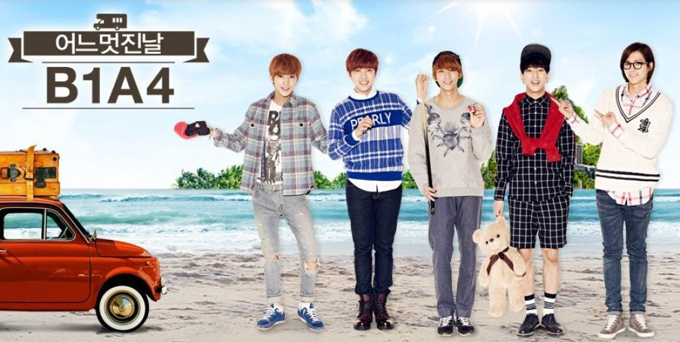 B1A4 One Fine Day next episode air date poster
