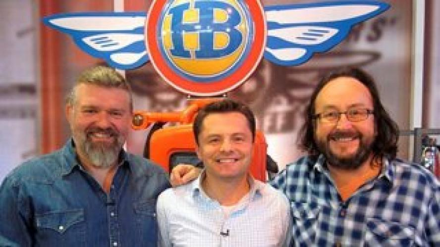 The Hairy Bikers Come Home next episode air date poster