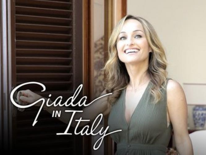 Giada in Italy next episode air date poster