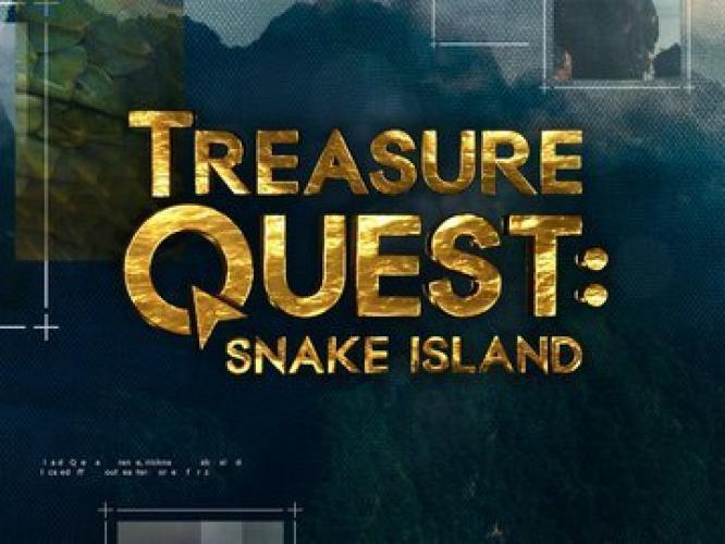 Treasure Quest: Snake Island next episode air date poster