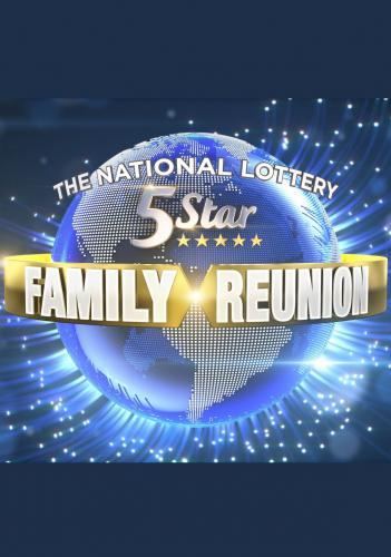The National Lottery: 5-Star Family Reunion next episode air date poster