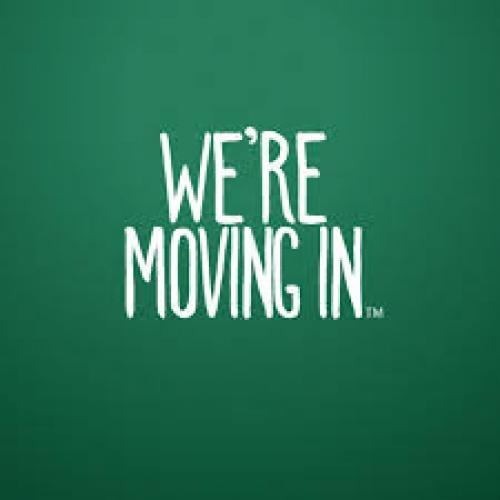 We're Moving In next episode air date poster