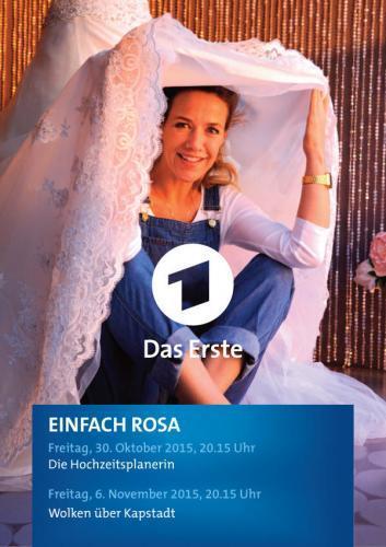 Rosa, die Hochzeitsplanerin next episode air date poster