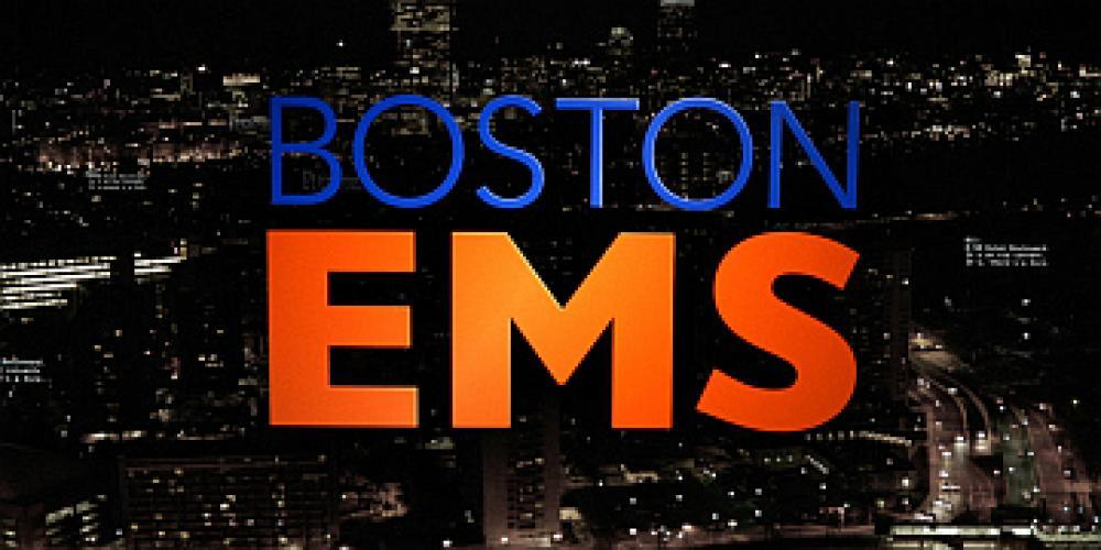 Boston EMS next episode air date poster
