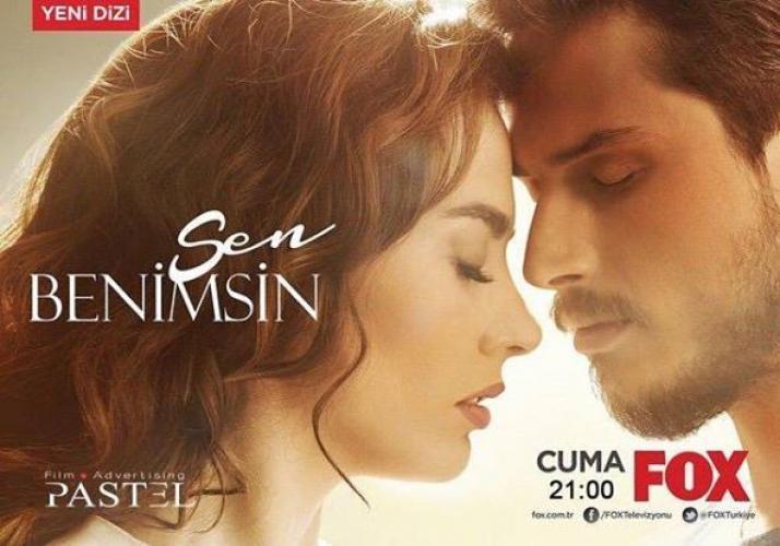 Sen Benimsin next episode air date poster