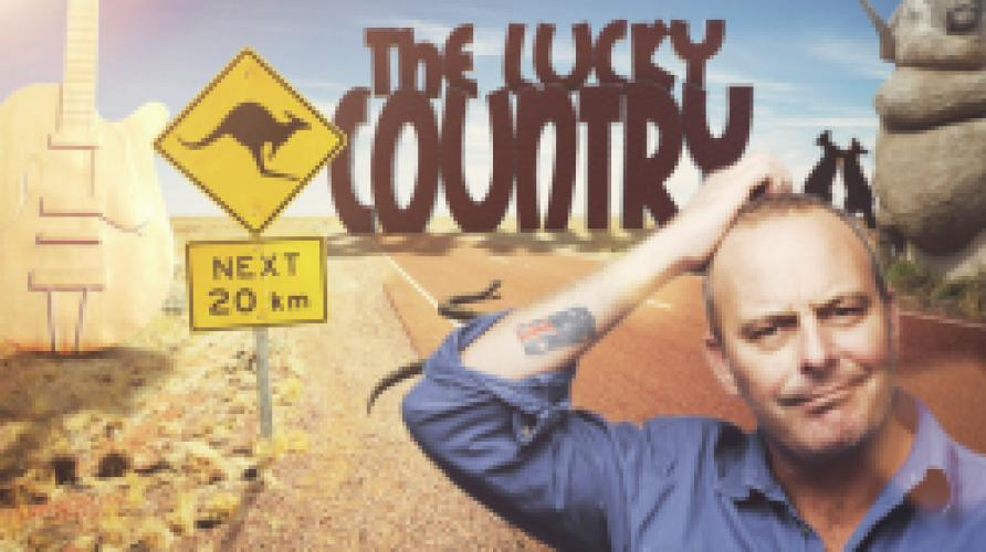 The Lucky Country next episode air date poster