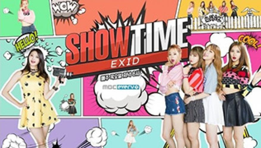 EXID Showtime next episode air date poster