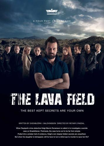 Lava Field: Hraunið next episode air date poster