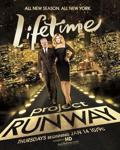 Project Runway next episode air date poster