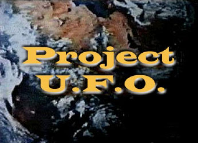 Project UFO next episode air date poster